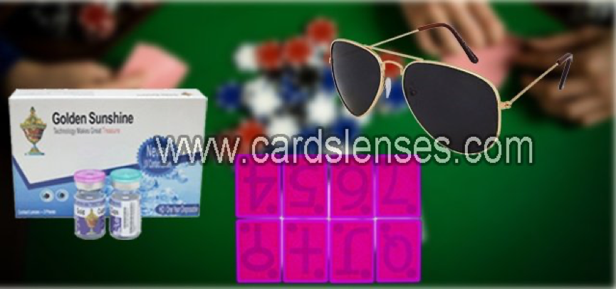 cheating cards devices for poker gambling